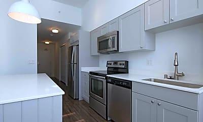 Kitchen, MKE Lofts, 1