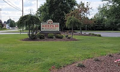 AHEPA 89 Senior Apartments, 1