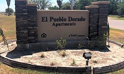 El Pueblo Dorado Apartments, 1