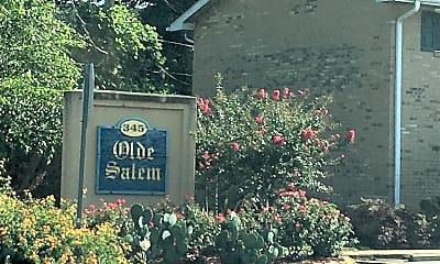Olde Salem, 1