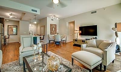 Living Room, 2950 McKinney Ave, 2