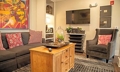 Living Room, The Legacy at Walton Green for 55+, 2