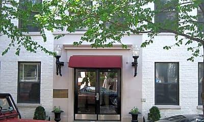 Building, 1736 Willard St NW, 1