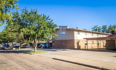 Building, 3215 35th St 4A, 2
