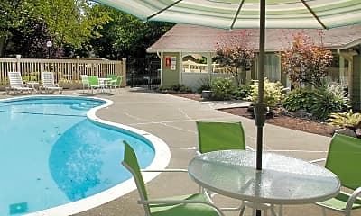 Pool, Orchard Crest, 1