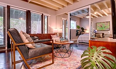 Living Room, 5002 Junius St, 0