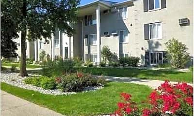 Building, Ramblewood Apartments, 1