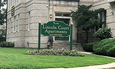 Lincoln Court, 1