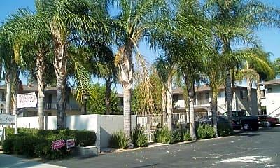 Las Palmas Apartments - CA, 1