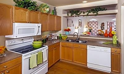 Kitchen, 7733 Louis Pasteur, 1