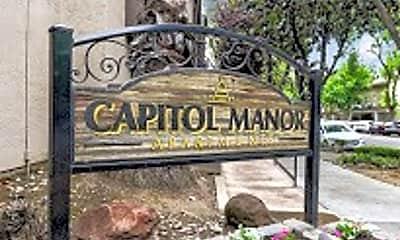 Community Signage, 1701 O St, 0
