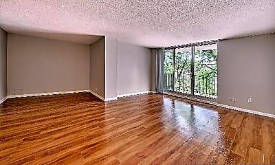 Living Room, 2200 S Grace St, 2
