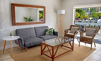 Living Room, 303 Galen Dr 305, 0