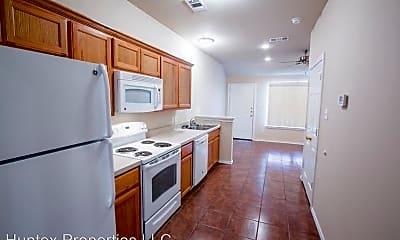 Kitchen, 2400 Bryan St, 2
