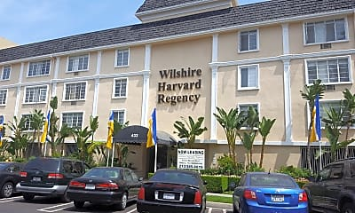 Wilshire Harvard Regency Apartments, 1