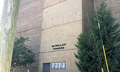 Mcmillan Towers, 0