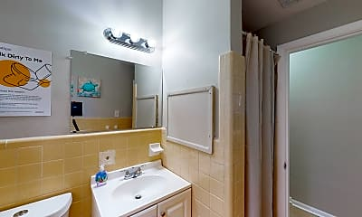 Bathroom, Room for Rent - Stone Mountain Home, 0