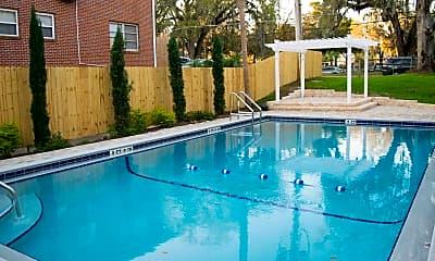 Pool, The Edge @ 401, 2