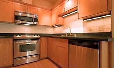 Kitchen, The Cedars, 1