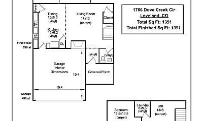 Building, 1786 Dove Creek Cir, 1