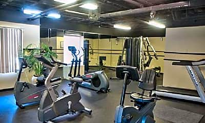 Fitness Weight Room, 2602 Brinkley Rd, 2