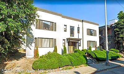 Building, 5241 15th Ave NE, 2