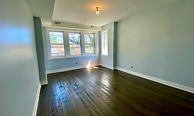 Living Room, 1014 N Harding Ave, 1