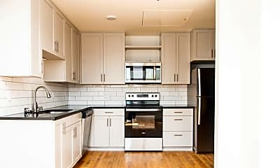 Kitchen, 1 E 1st St, 0
