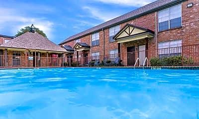 Pool, La Estancia Apartments, 1
