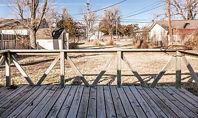 Patio / Deck, 1218 E 10th Ave, 2