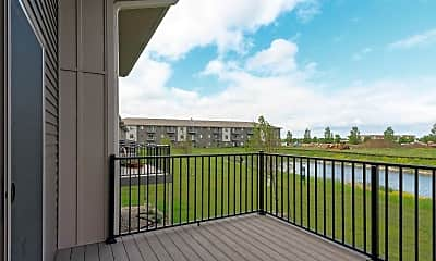 Patio / Deck, Cottage Grove Townhomes, 0