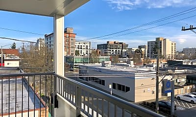 Patio / Deck, 4456 44th Ave SW, 0