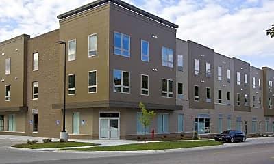 Building, 35 East Apartments, 0