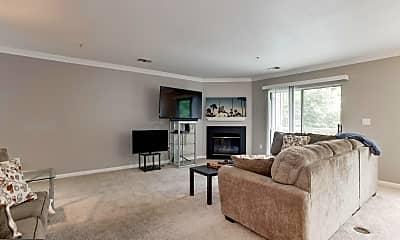Living Room, 12852 Fair Briar Ln, 1
