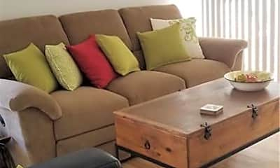Living Room, 3425 E Russell Rd 263, 1