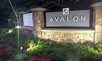 Ma Avalon Sharon, 1