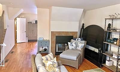 Living Room, 128 Wood St, 1