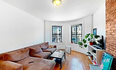 Living Room, 878 Huntington Avenue, Unit 2, 0