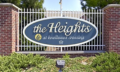 Community Signage, The Heights, 2