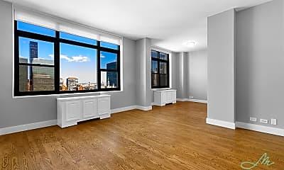 Living Room, 330 E 39th St 37E, 1