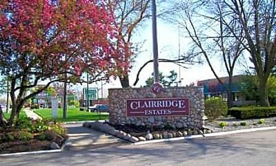 Clairridge Estates, 1