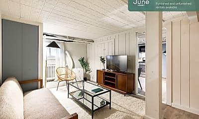 Living Room, 3618 Warren St NW, 0