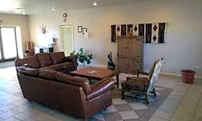 Living Room, Cedar Oak Townhomes, 0