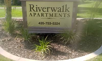 Riverwalk Apartments, 1