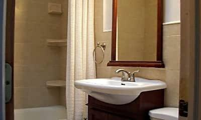 Bathroom, 42-31 66th St, 2