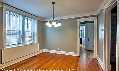 Living Room, 5614 Delor St, 0