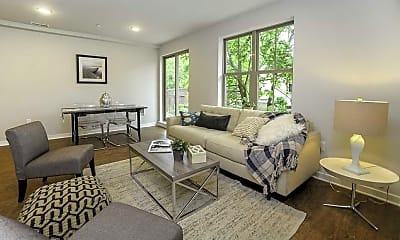 Living Room, The Westview, 1