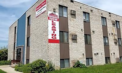 Building, Douglas Place, 0