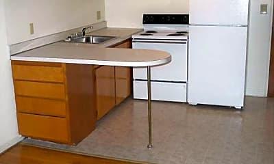 Kitchen, Tolland Street Apartments, 1