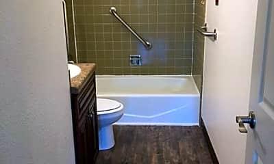Bathroom, The Bond House, 0